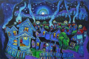 Brian Scott's Magic Night in Cumberland